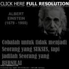 Ini Dia Kata Mutiara Bijak Albert Einstein