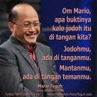 Ini Dia Kata Bijak Mario Teguh Tentang Cinta