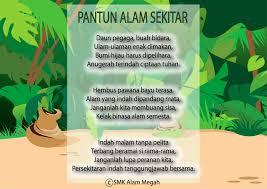 contoh puisi alam