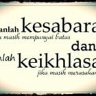 Ini Dia kata kata bijak islami tentang kehidupan terbaik