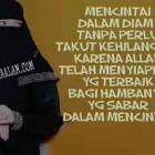 Ini Dia kata kata indah cinta islam