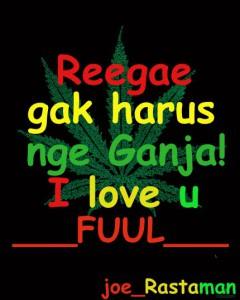 kata kata reggae