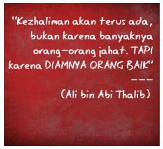 Spesial 52 Kata Kata Cinta Ali Bin Abi Thalib