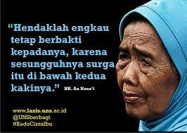 kata mutiara tentang ibu