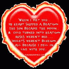 kata romantis cinta