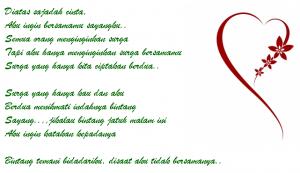 kumpulan puisi romantis