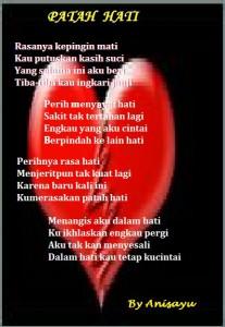 1 puisi puisi cinta