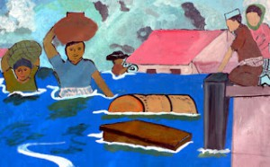 2 puisi tentang banjir