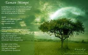 3 puisi tentang hutan