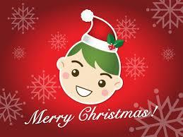 4 gambar ucapan natal