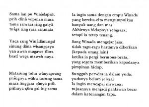 Kumpulan Puisi Perpisahan Sekolah Chairil Anwar
