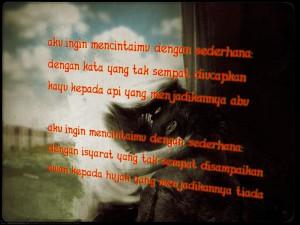 5 puisi sederhana