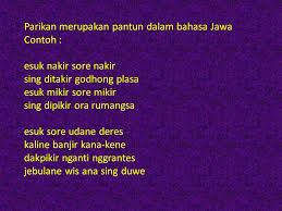 6 puisi bahasa jawa