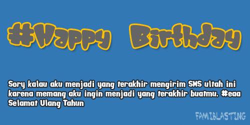 7 kata ucapan ulang tahun untuk sahabat