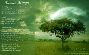 7 puisi lingkungan alam