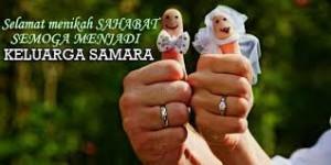 7 ucapan selamat menikah