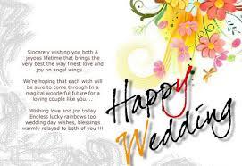 8 ucapan wedding