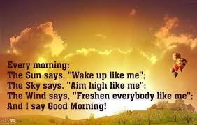 kata bijak selamat pagi