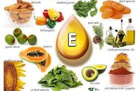 1 sumber vitamin e
