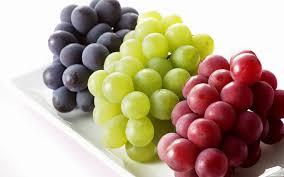 4 khasiat buah anggur