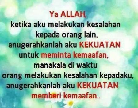 6 kata mutiara doa