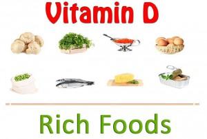 8 makanan vitamin d