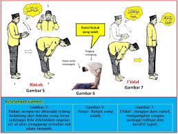 3 manfaat gerakan sholat