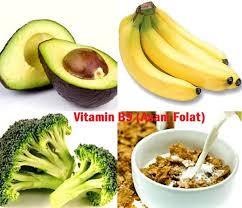 5 manfaat asam folat