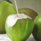 Ini Dia khasiat air kelapa muda