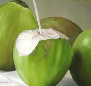 6 khasiat air kelapa muda