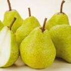 ini dia manfaat buah pear