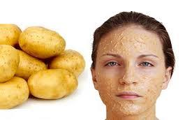 10 manfaat masker kentang