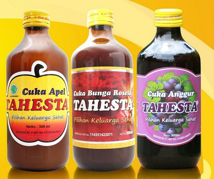 3 manfaat cuka apel tahesta