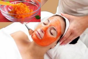 3 manfaat masker wortel