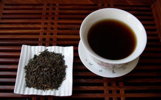 3 manfaat teh hitam