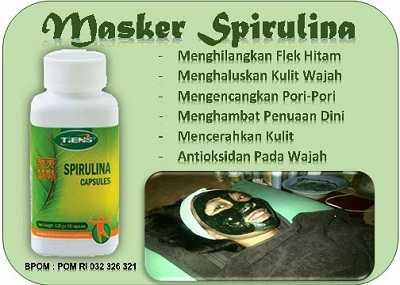 4 khasiat spirulina
