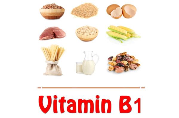 5 vitamin b1