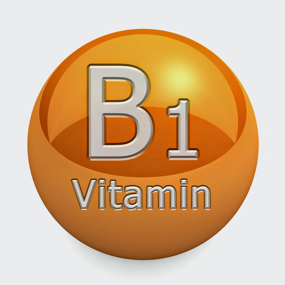 6 manfaat vitamin b1