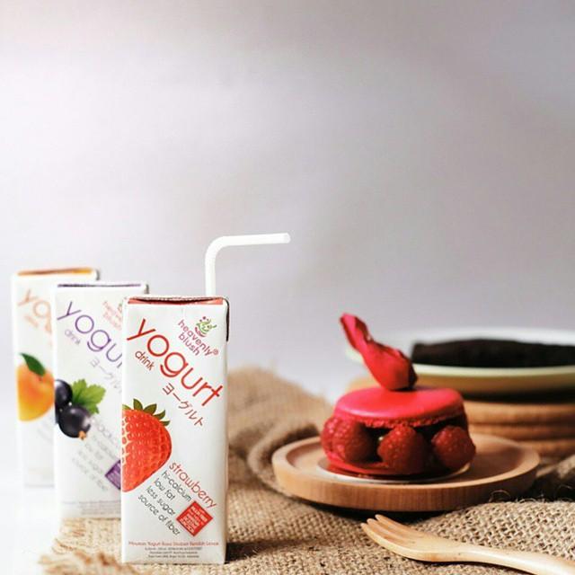8 manfaat yogurt