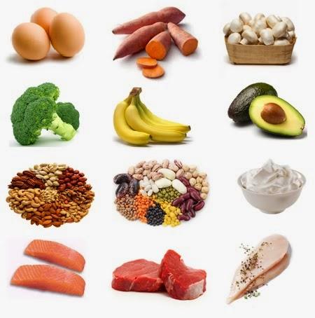 9 makanan yang mengandung vitamin b