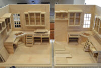 1/6 Scale Kitchen Project (With Images) | Dollhouse regarding 1 6 Scale Dollhouse Furniture