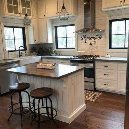 15 Chic Farmhouse Kitchen Design And Decorating Ideas For inside Farmhouse Kitchen Ideas