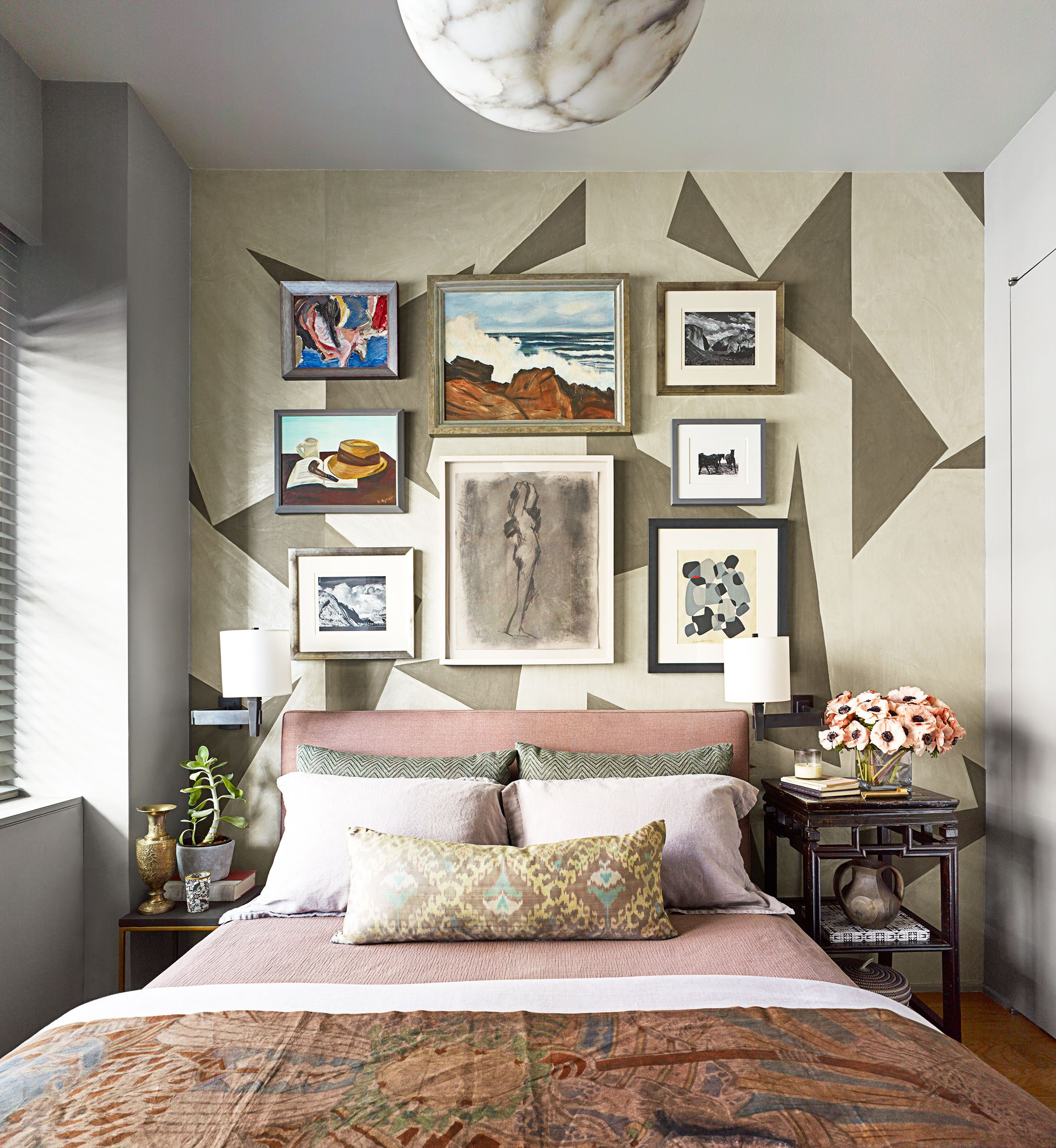 25 Small Bedroom Design Ideas - How To Decorate A Small Bedroom pertaining to Bedroom Furniture For Small Rooms