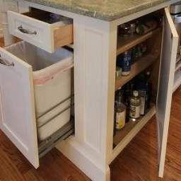 28 Trendy Kitchen Storage Island Pantries   Kitchen Island with regard to Ideas For Redoing Kitchen Cabinets