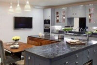 30 Trending Kitchen Island Ideas With Seating | Kitchen for Kitchen Booth Ideas