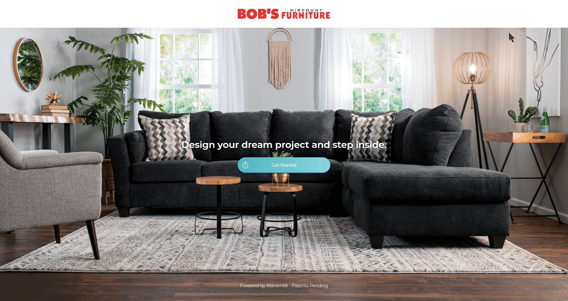 3D Room Designer   Bobs intended for Mybobs Com Furniture Store
