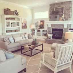 42 Modern Living Room 2019 & 65+ Cozy Living Room Farmhouse intended for All White Living Room Set