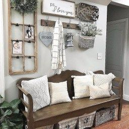 46 Cozy Farmhouse Living Room Decor Ideas That Make You Feel pertaining to Cozy Kitchen Ideas