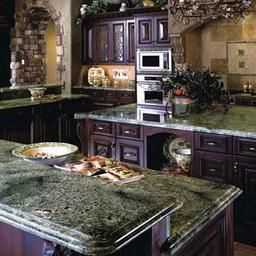 47 Best Brilliant Green Granite Kitchen Countertops Images for Kitchen Backsplash Ideas With Granite Countertops