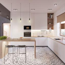 53 Gorgeous Modern Scandinavian Kitchen Ideas intended for Kitchen Decor Ideas 2017